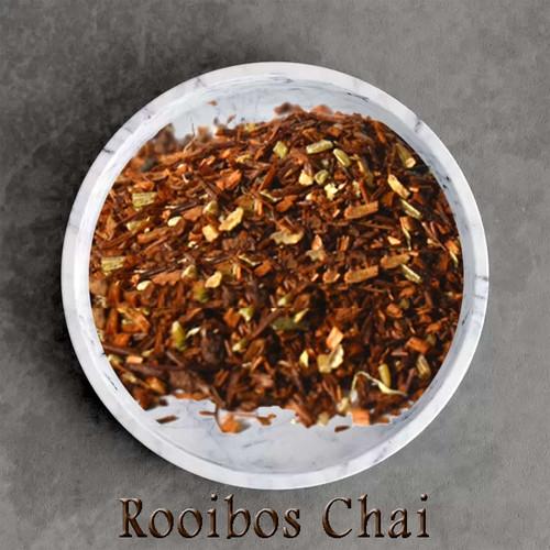 rooibos chai tea - certified organic