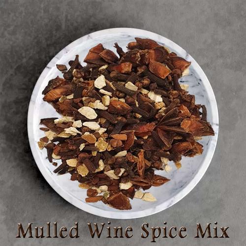 organic mulled wine spice mix