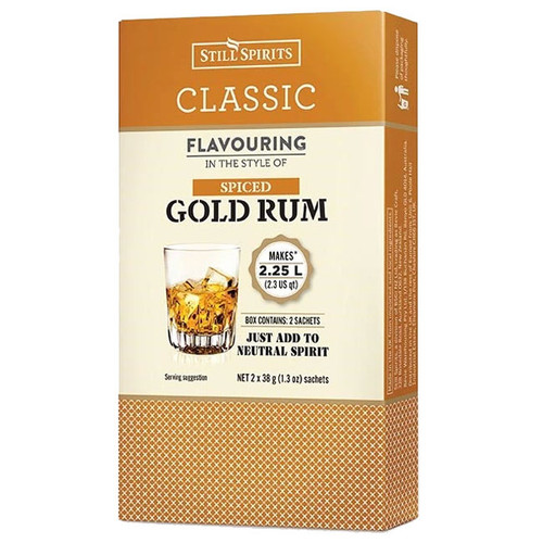 30166 CLASSIC SPICE GOLD RUM