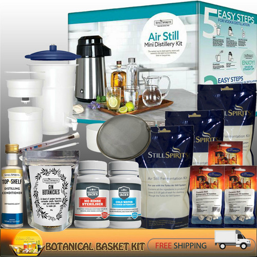 AIR STILL BOTANICALS KIT | FREE SHIPPING