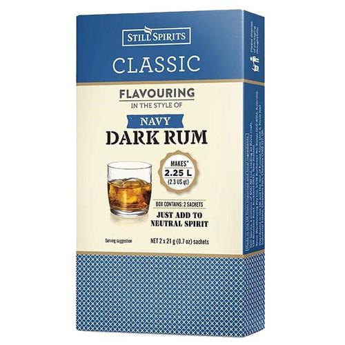 30153 classic navy dark rum