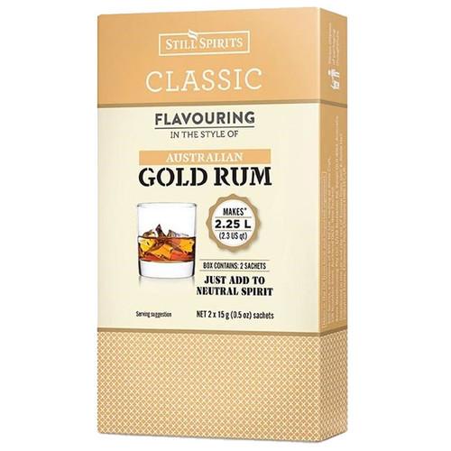 classic australian gold rum