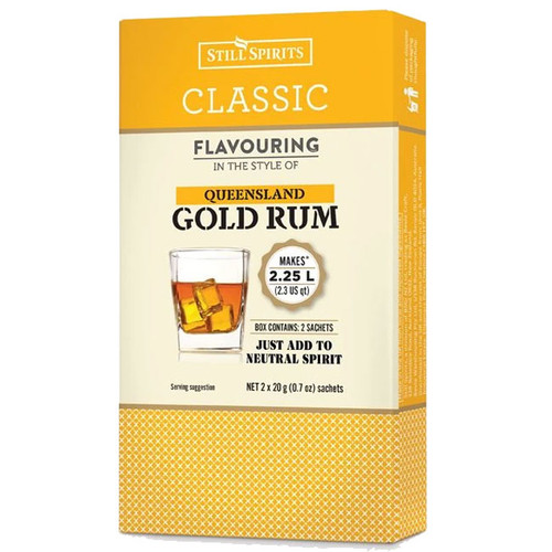 30156 classic queensland gold rum