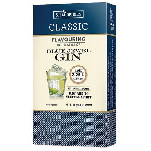 30164 classic blue jewel gin
