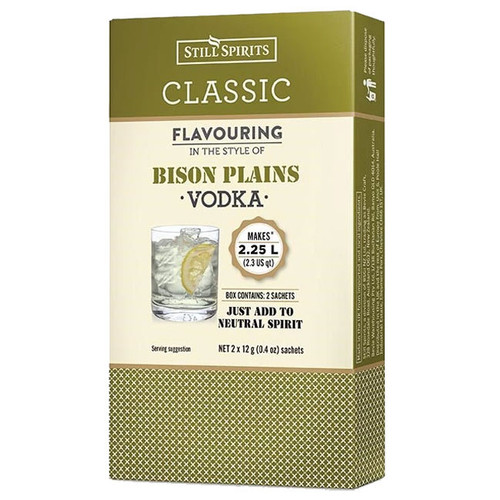 30169 classic bison plains vodka