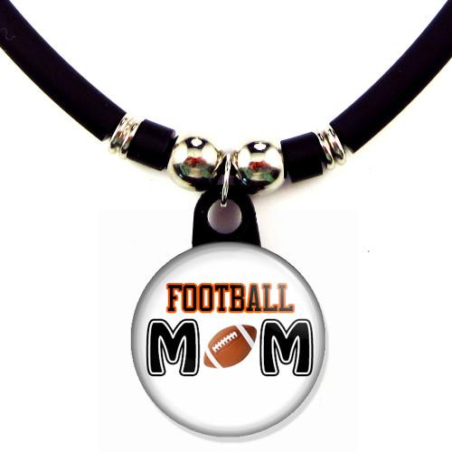 Football mom necklace
