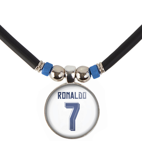 Cristiano Ronaldo #7 Jersey Necklace