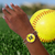 Softball Number Charm Bracelet- Girls Softball Adjustable Cuff Bracelet Jewelry- Customized Softball Bracelet with Name and Number- Softball Gifts, Softball Moms, Softball Teams
