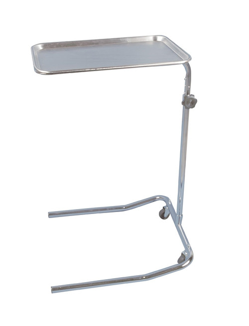 Drive Medical Mayo Instrument Stand, Single Post