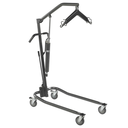 Drive Medical Hydraulic, Deluxe Silver Vein Patient Lift 13023SV