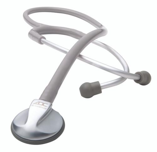 ADC Adscope 641 Platinum Pediatric Stethoscope Model 614G Color Gray