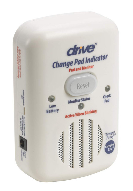 Drive Medical PrimeGuard Fall Monitor with Timed Change Pad Function