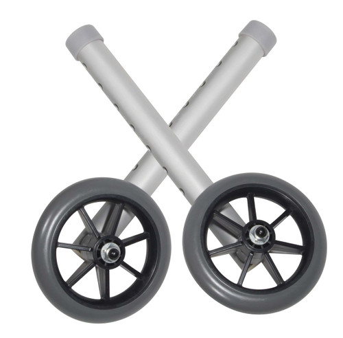"Universal 5"" Walker Wheels"