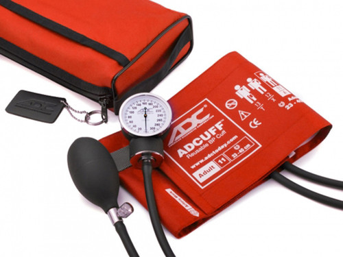 ADC Prosphyg™ 768 Pocket Aneroid Sphygmomanometer Model 768-A11OR