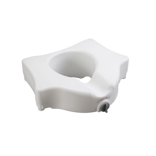Drive Medical Locking Raised Toilet Seat