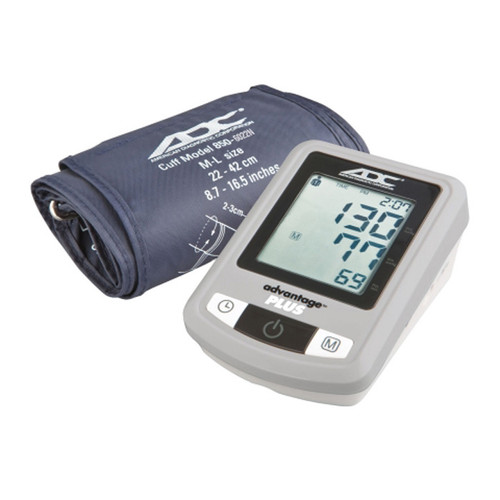 ADC Advantage™ 6022 Automatic Digital BP Monitor 2 Users