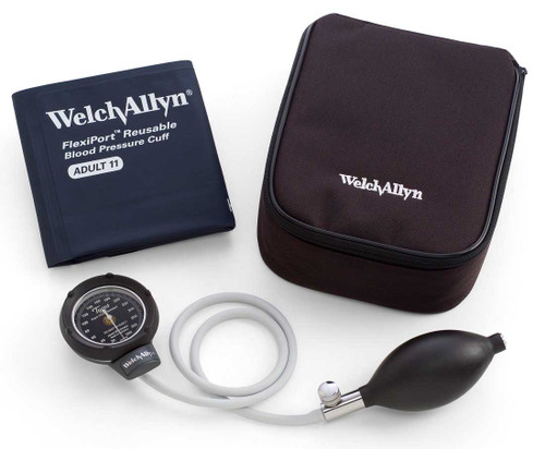 Welch Allyn Platinum DS58 Hand Aneroid gauge.