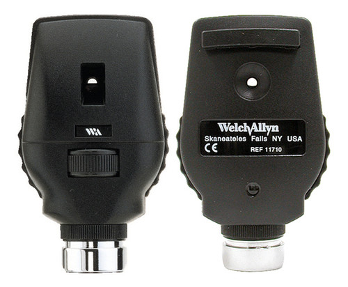 Welch AllYn 3.5 V Standard Ophthalmoscope Doctors View And Patient View