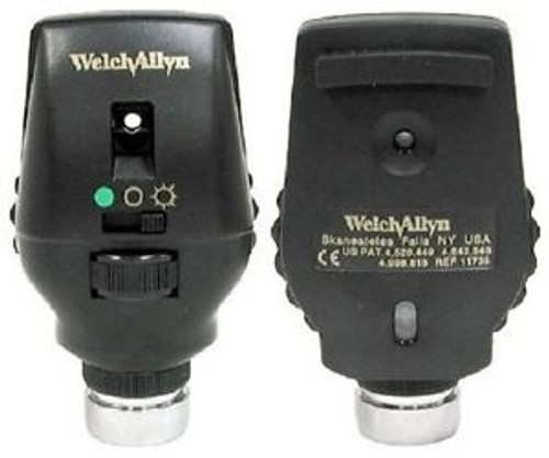 Whelch Allyn Prestige Coaxial-Plus Ophthalmoscope Head