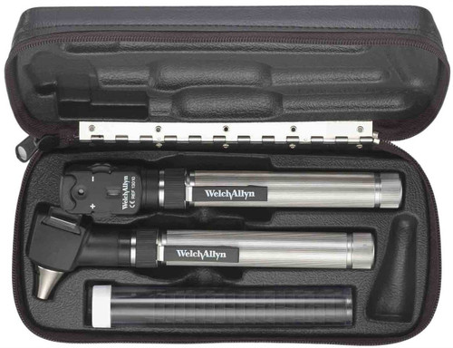 Welch Allyn 2.5 V PocketScope Diagnostic Set - Hard Case