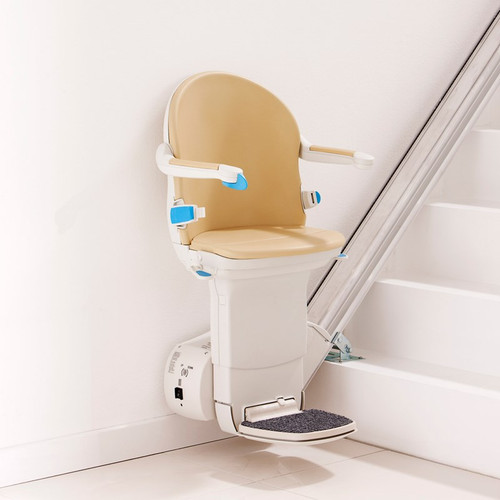 Handicare Simplicity+ Straight stairlift Model 950+