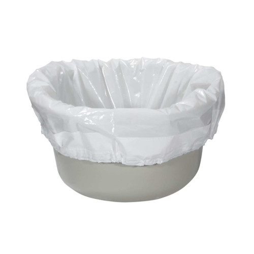 Drive Medical Biodegradable Sanitary Commode Liner