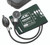 ADC Diagnostix 700 Pocket Aneroid  sphygmomanometer Model 700-11ADG Color Hunter Green