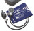 ADC Diagnostix 700 Pocket Aneroid  sphygmomanometer Model 700-11ARB Color Royal Blue