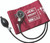 ADC Diagnostix 700 Pocket Aneroid  sphygmomanometer Model 700-12XBD Color Burgundy