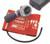 ADC Diagnostix 703 Palm Aneroid Sphygmomanometer Model ADC703-11AV Color Purple