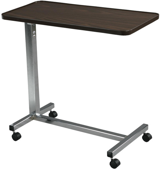 Drive Medical Non-Tilt Overbed Table