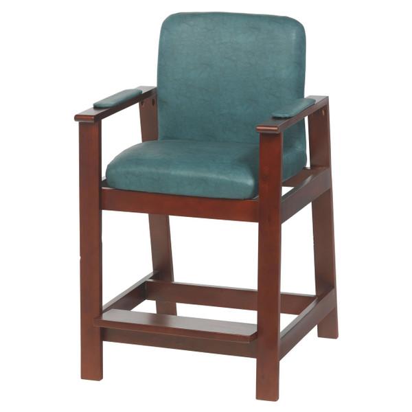 Wooden Hip High Chair