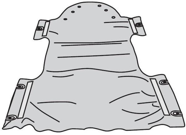 Sling w/Head Support & Insert Pocket