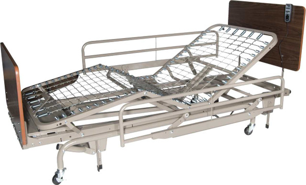 "Drive Medical 3/4 Length Bed Rails (54""), Universal"