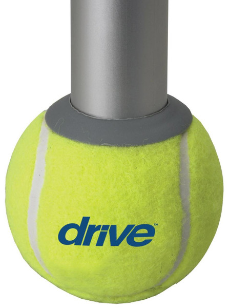 Drive Medical Tennis Ball Glides with Replaceable Glide Pads
