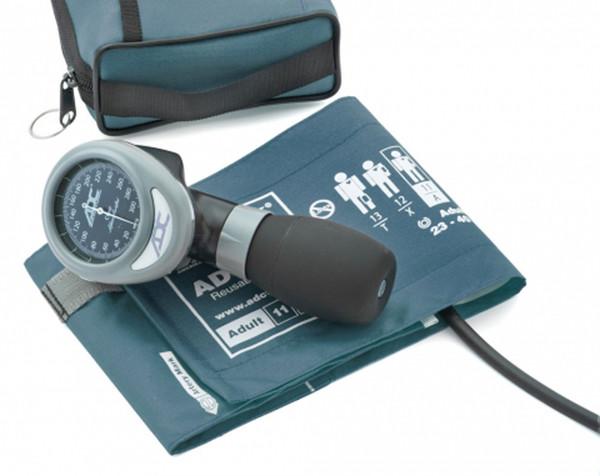 ADC Diagnostix 788 Palm Aneroid  Sphygmomanometer Model ADC788-11ATL Color Teal