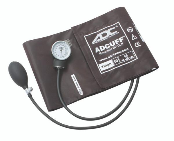 ADC Prosphyg 760  Pocket Aneroid  sphygmomanometer Model 760-13TBR Color Brown