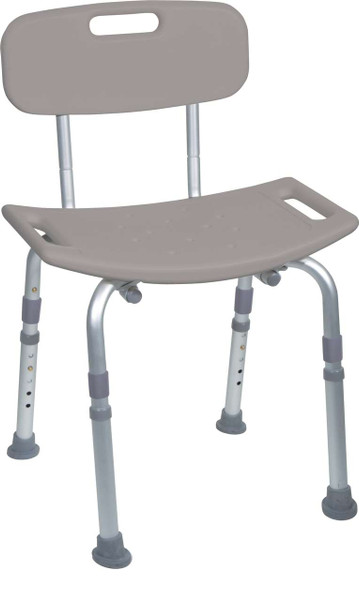 Drive Medical READY SET GO Deluxe Aluminum Shower Chair