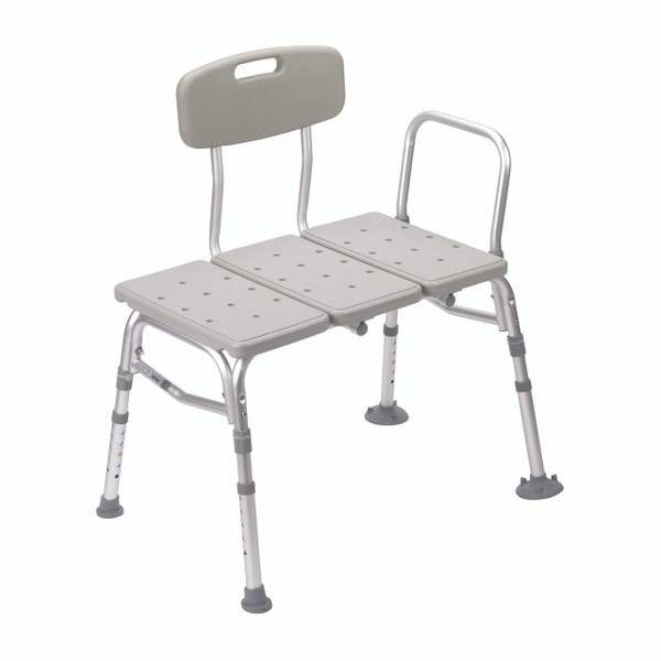 Drive Medical Three Piece Transfer Tub Bench