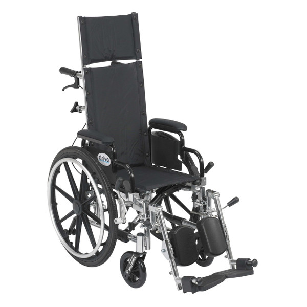Drive Medical Pediatric Viper Plus Reclining Wheelchair