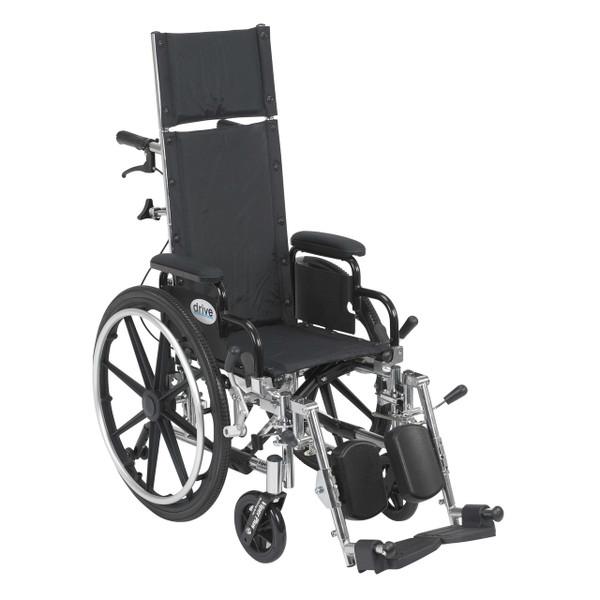 Drive Medical Pediatric Viper Plus Reclining Wheelchair