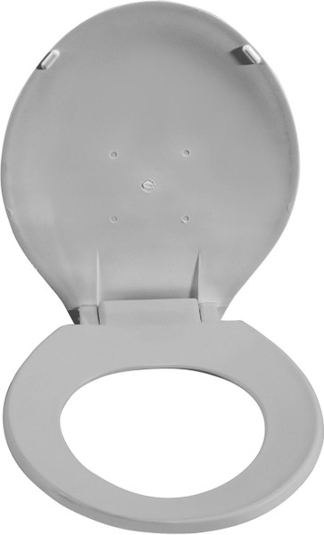 Drive Medical Round Toilet Seat with Lid