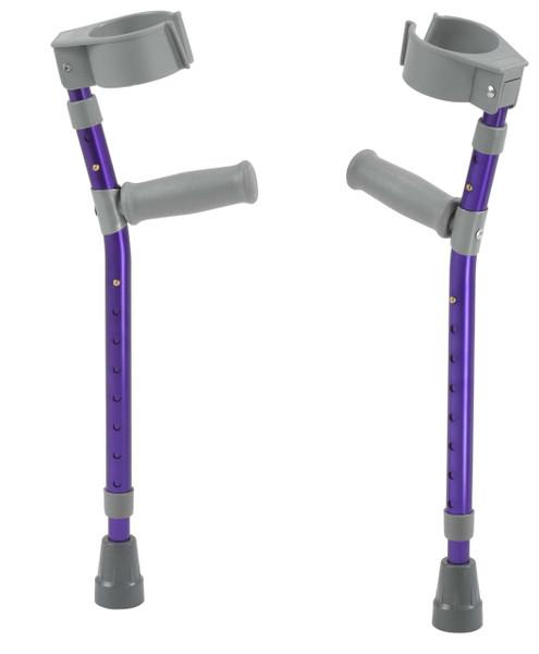 Drive Medical Pediatric Forearm Crutches