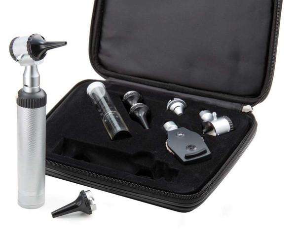 ADC Diagnostix 5210 Singel Handle Otoscope Ophthalmoscope Set
