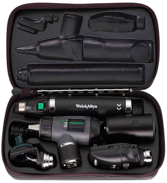 Welch Allyn Diagnostic Set Model 97110-MS