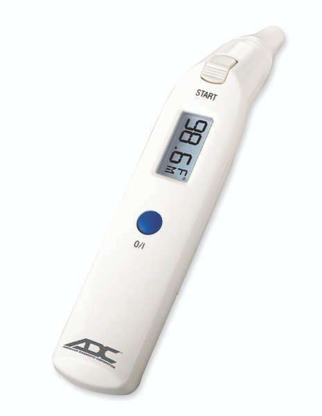 ADC Adtemp 424 Infrared Ear Thermometer with cradle