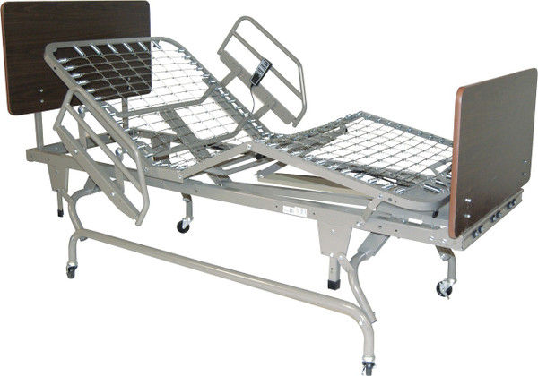 Drive Medical Full-Electric LTC Bed