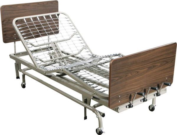 Drive Medical Manual LTC Bed