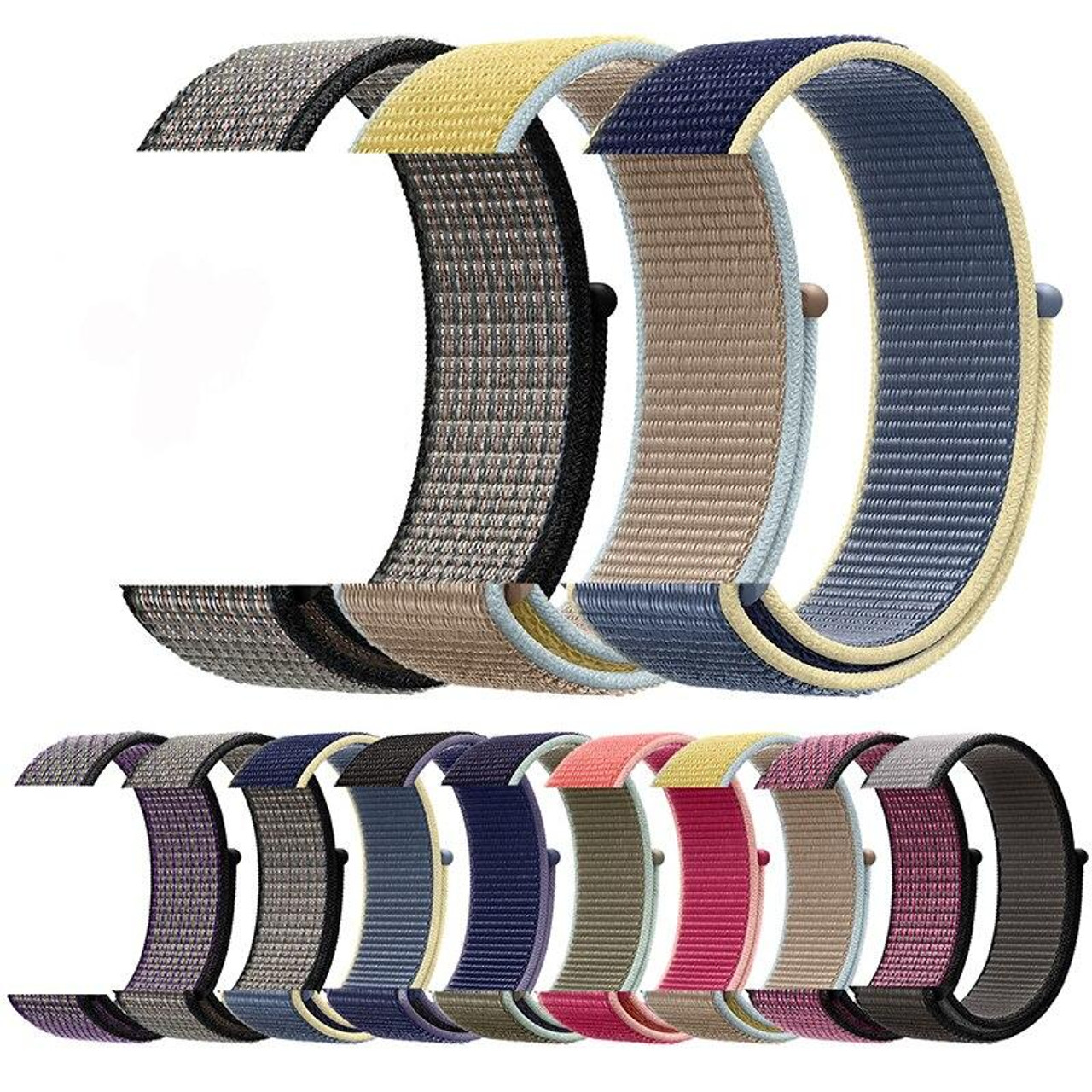 Nylon Strap fits Apple Watch 42mm/44mm