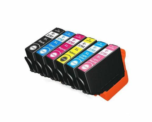 Compatible Epson 378Xl Ink Cartridge Set